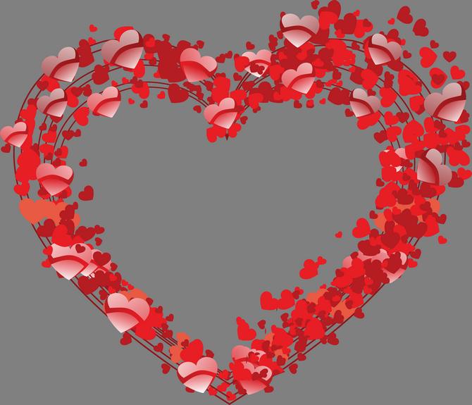 Romanticheskij Molduras Para Convites De Casamento Imagens De Coracao Imagem Floral