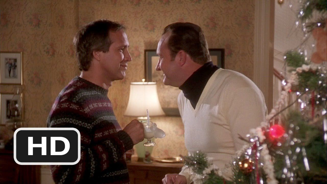 Cousin Eddie and Snot Christmas Vacation (5/10) Movie