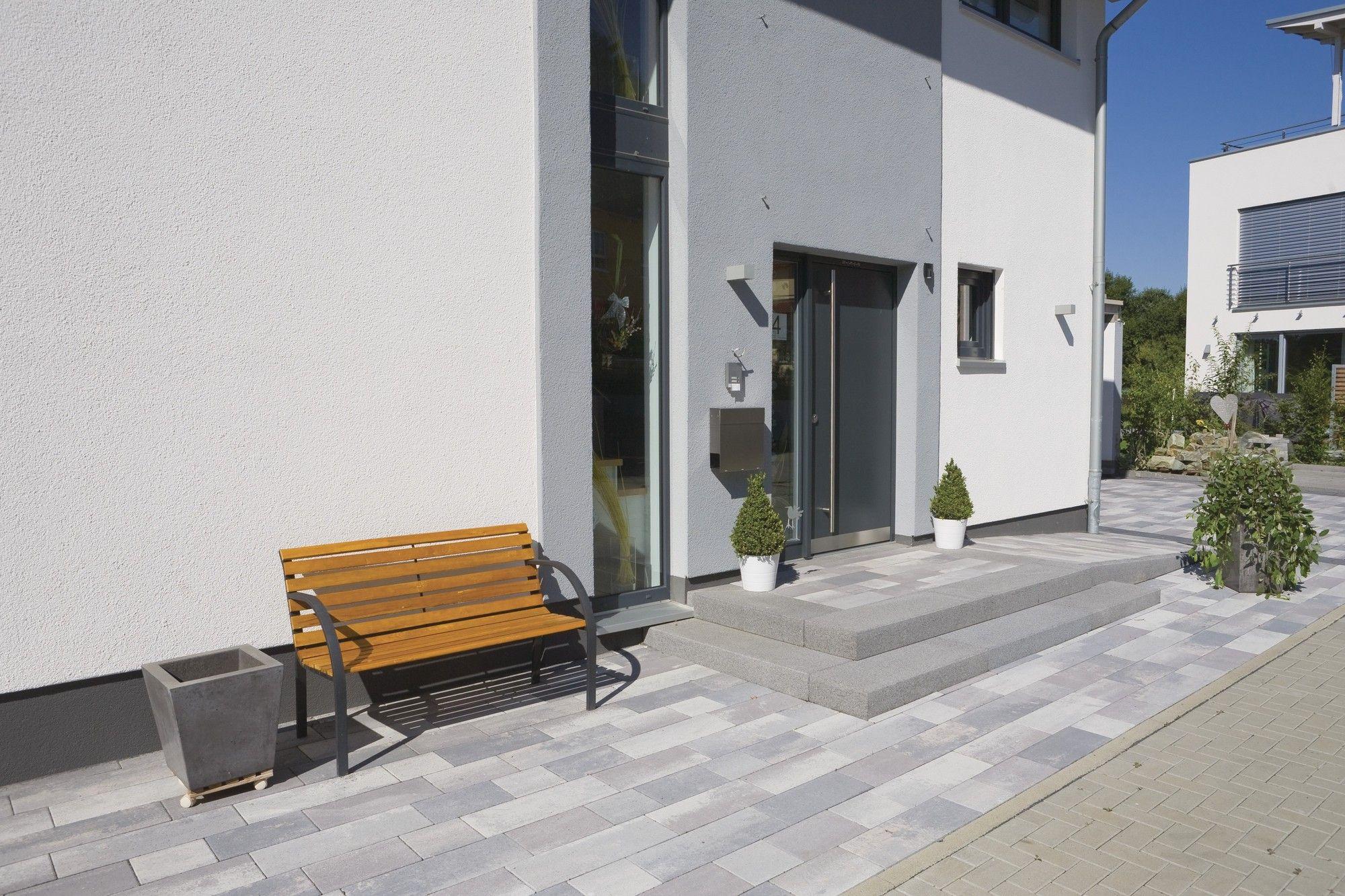 blockstufen sofort ab lager lieferbar von rinn betonsteine. Black Bedroom Furniture Sets. Home Design Ideas