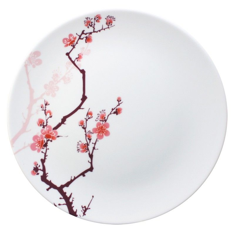 Paul Timman Cherry Ink 10-Inch Dinner Plates Set of 4  sc 1 st  Pinterest & Paul Timman Cherry Ink 10-Inch Dinner Plates Set of 4 | Dinner ...