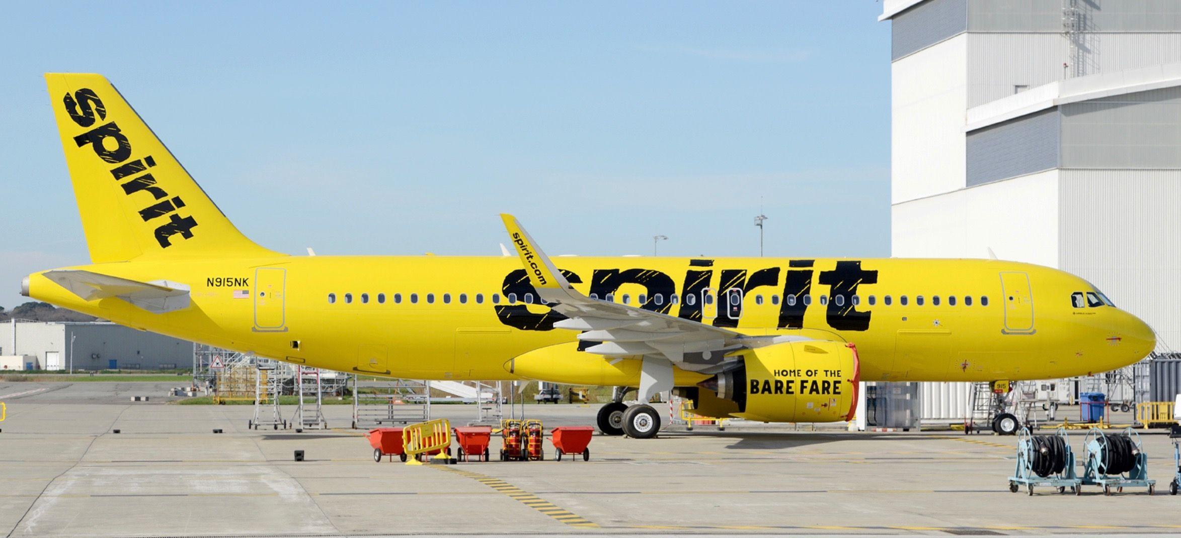 Pin by Victor Corsato on AIRBUS A320 NEO Spirit airlines