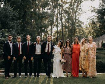 Un mariage bohème au Chateau de La Barben en Provence