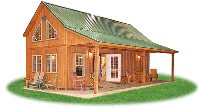 12x36 loft floor plan 16x32 custom chalet cabin from the for 16x32 house plans