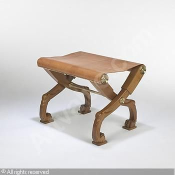 Astonishing This Is An Example Of The Greek Shaped Stool The Diphros Dailytribune Chair Design For Home Dailytribuneorg