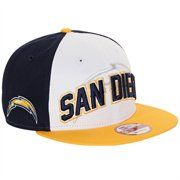 Los Angeles Chargers New Era 2017 Nfl Draft Spotlight Original Fit 9fifty Snapback Adjustable Hat Graphite Chargers Nfl Adjustable Hat Los Angeles Chargers