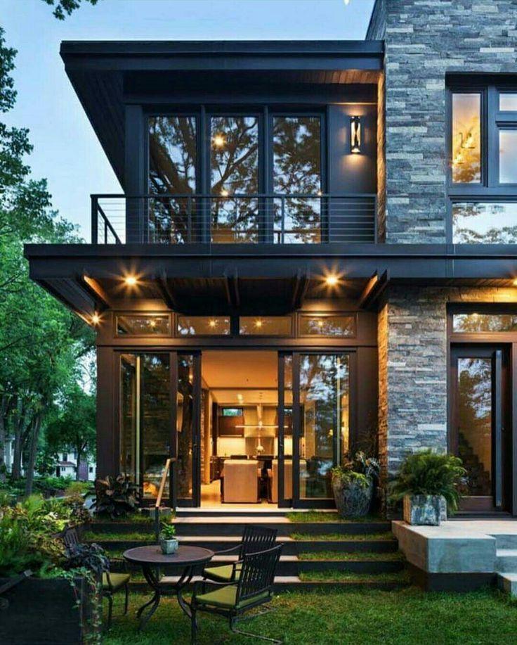 Modern Penthouse Design Overlooking The Minneapolis Lakes