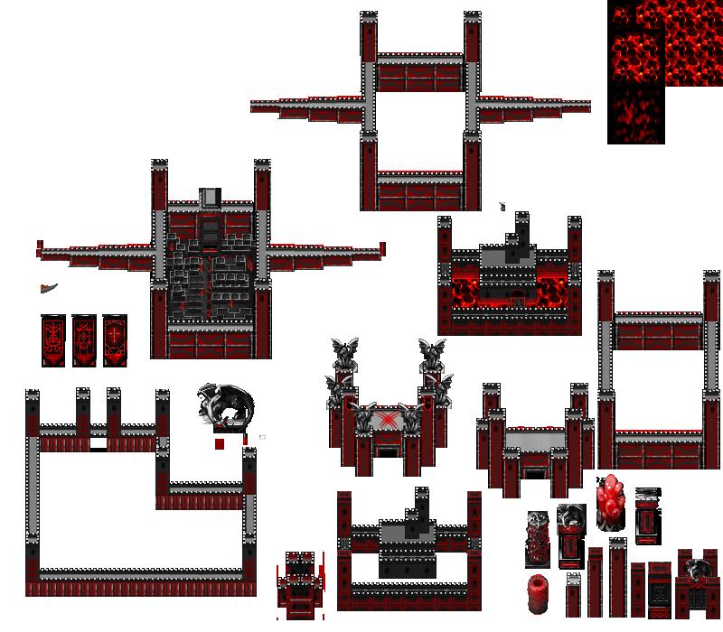 Edit by nanokan for rpg maker vx ace pixel pinterest for Floor game maker