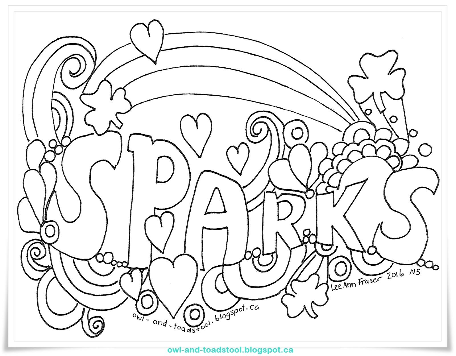 6200 Colouring Pages For Girl Guides Pictures