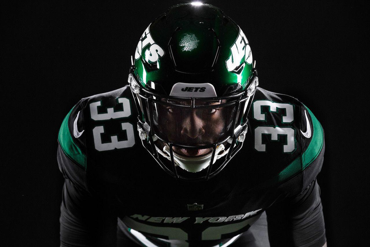 New York Jets new uniforms revealed   New york jets, New