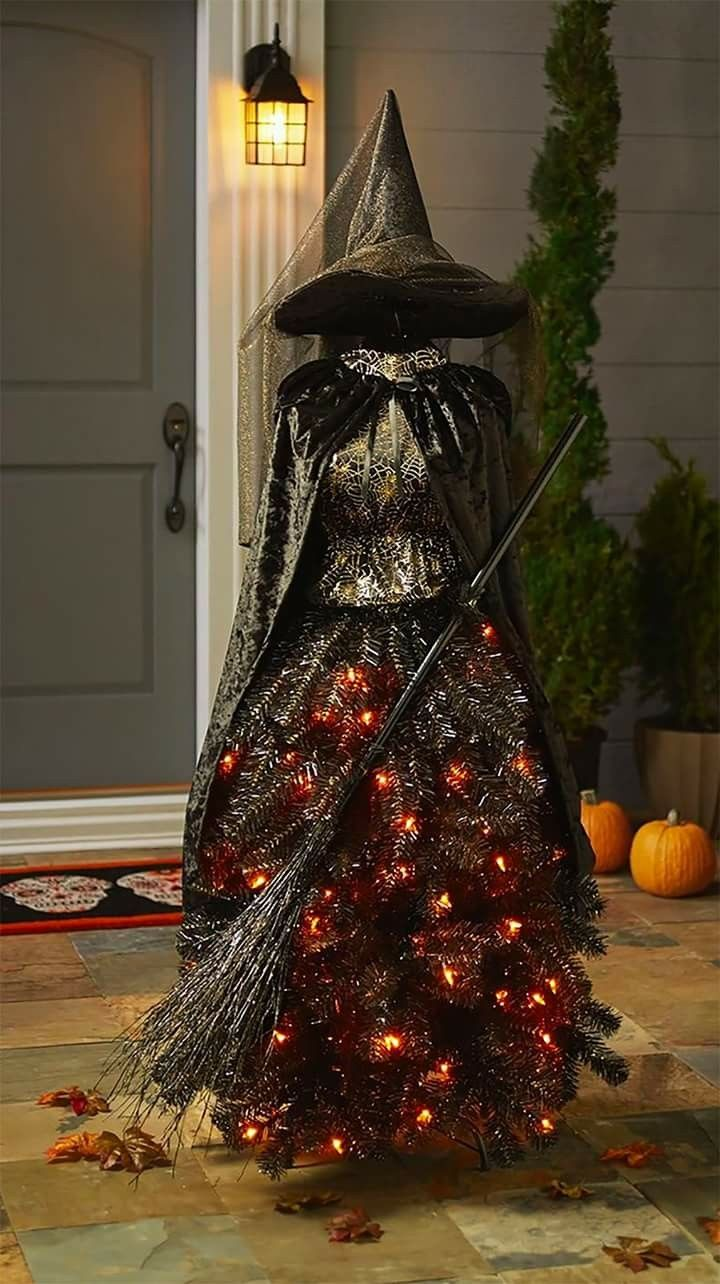 Pin by Timberlyn Elliott on Fall/Halloween Pinterest Halloween - Witch Decorations For Halloween