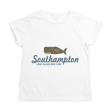 Southampton - Long Women's All Over Print T-Sh on CafePress.com
