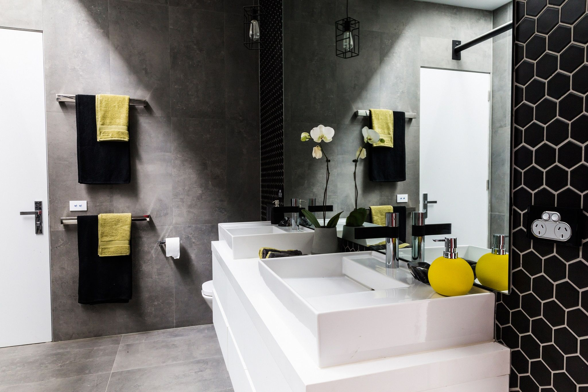 Bathroom Ideas The Block stunning bathroom design ideas as seen on the block glasshouse