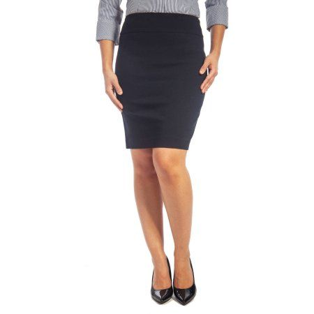 George Women's Millenium Suiting Skirt, Size: XS, Black