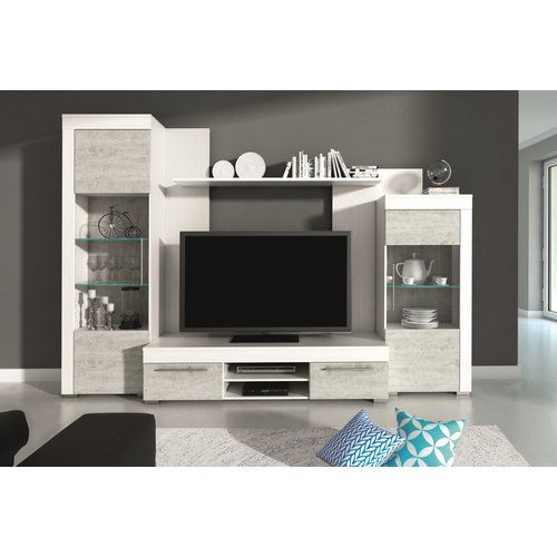 Wondrous Ebern Designs Fair Entertainment Unit For Tvs Up To 65 In Gmtry Best Dining Table And Chair Ideas Images Gmtryco