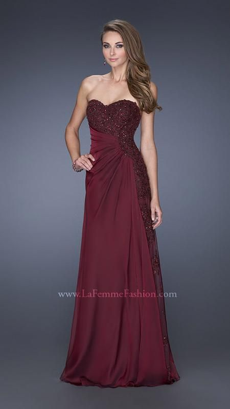 La Femme 19393 | La Femme Fashion 2014 - La Femme Prom Dresses ...