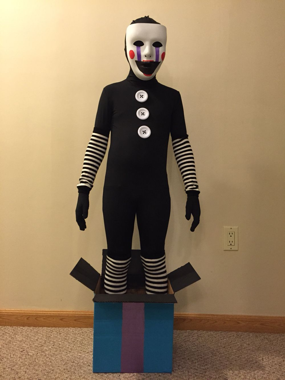 marionette five nights at freddy's full body - Google Search ...