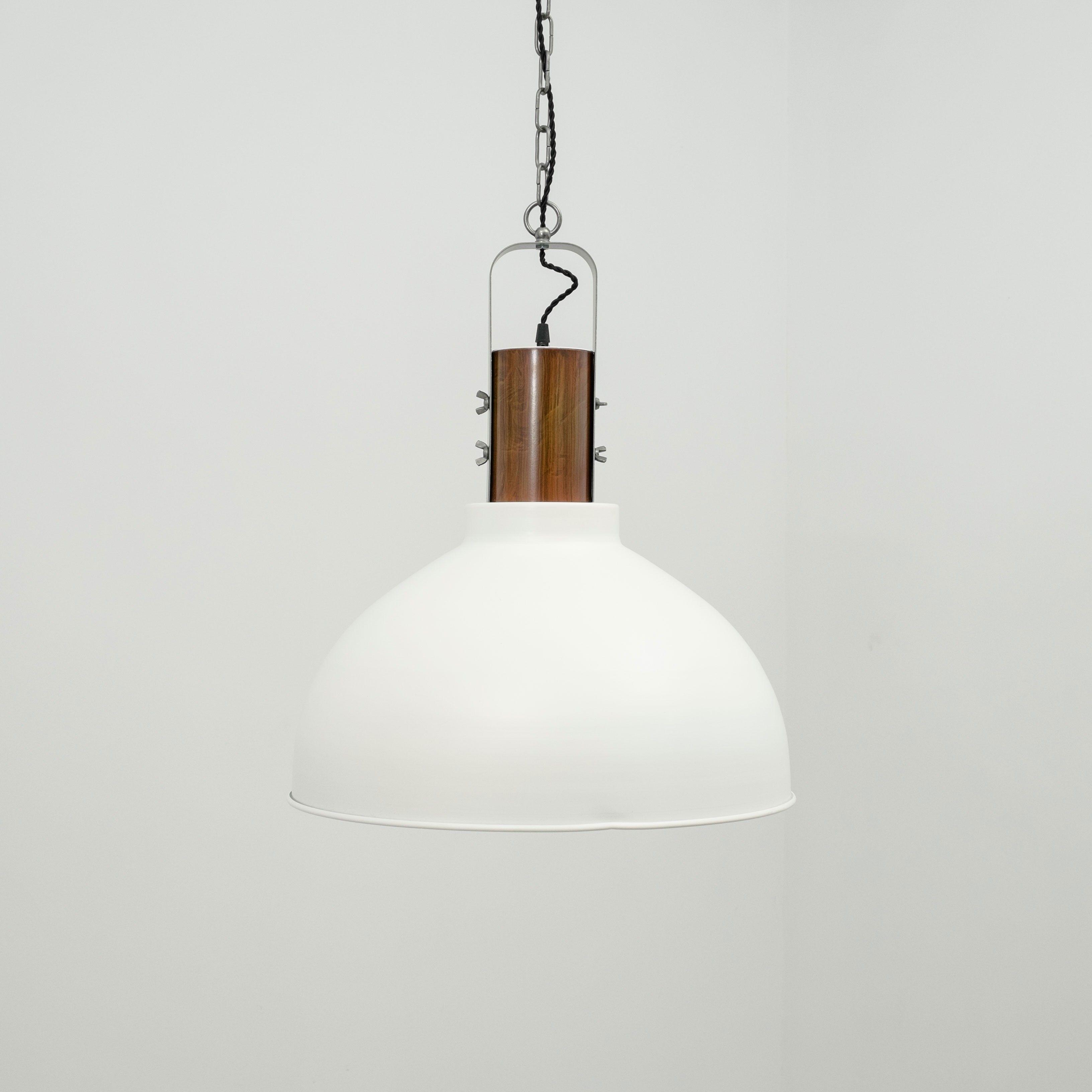 lamparas de techo metalico