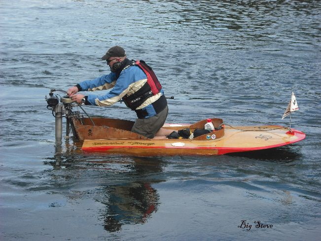 A wood strip SUP (Standup paddle board) - Pirate Pete ...