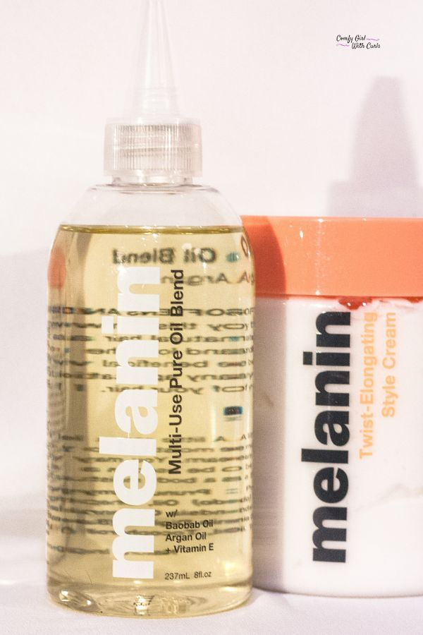 Naptural 85 S Melanin Haircare Review Results On Type 4b Natural