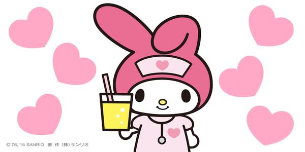 マイメロディ【公式】 (@Melody_Mariland)   ทวิตเตอร์