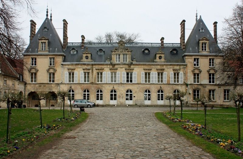 Chateau D'Aramont, France