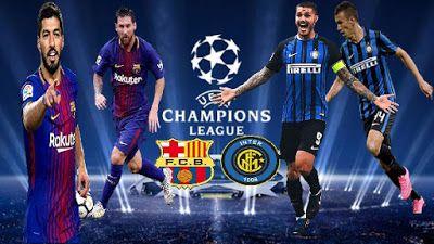 مشاهدة مباراة برشلونة وانتر ميلان بث مباشر اليوم 2 10 2019 في دوري ابطال اوروبا Champions League Live Champions League Uefa Champions League