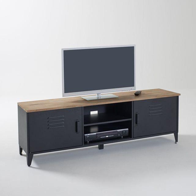 Meuble Tv Hiba La Redoute Interieurs Meuble Tv La Redoute Meuble Tv Mobilier De Salon Meuble Tv Industriel