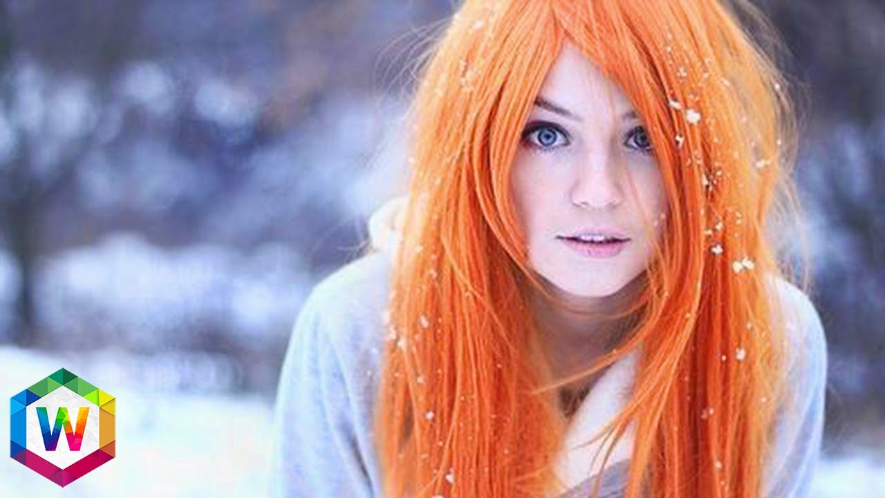 10 Random Amazing Facts You Won T Believe Ranging From The Rarest Eye And Hair Colour Combination To Things You Didn T Know Hair Color Redheads Ginger Hair