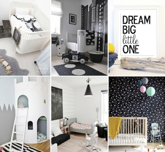 Scandinavian Design Kids Room: IF YOU'RE THINKING ABOUT…KIDS ROOMS
