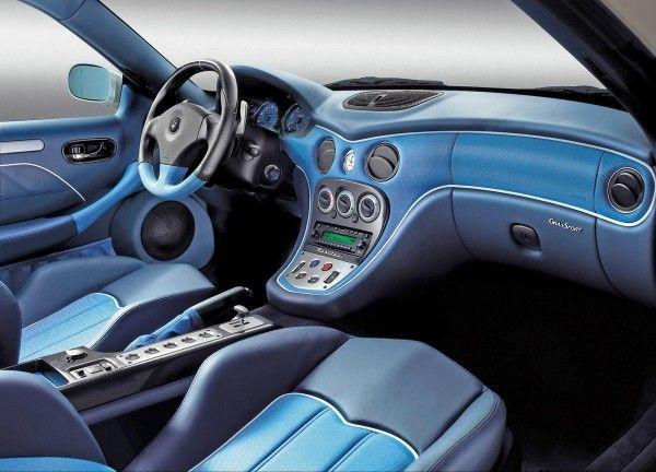 Maserati Gransport Interior Car Design Pinterest Maserati