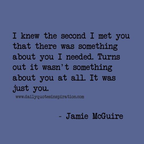 Sweet romantic love quotes for him Soulmate love quotes Beauteous Need Love Quotes For Him