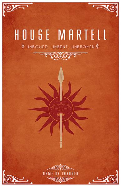 House Bracken Game Of Thrones