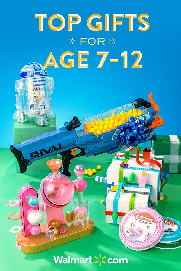 Searching For The Perfect Kid Friendly Gift Walmart Has The Gifts The Kids Want Treat Them To Something Special Top Gifts For Kids Kids Gifts Gifts For Kids