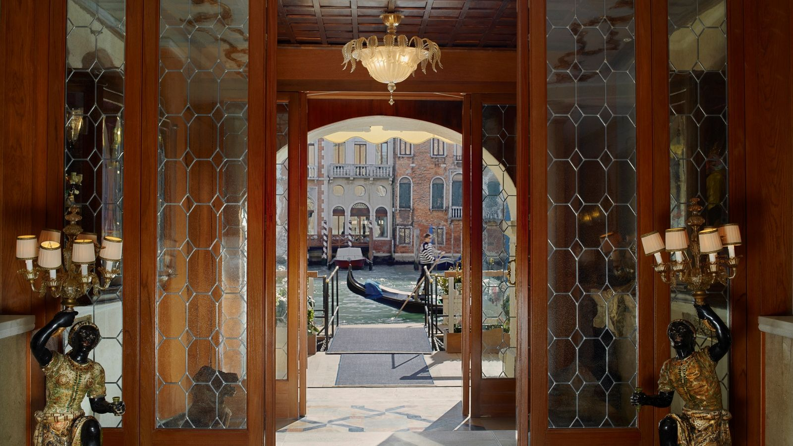 Welcome To The Gritti Palace Grand C Entrance Best Hotels In Venice