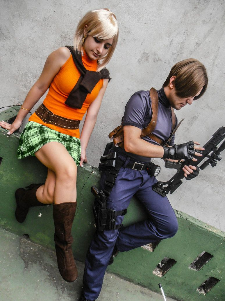 Yo It S One Of My Favorite Pictures Of My Resident Evil 4 Cosplay