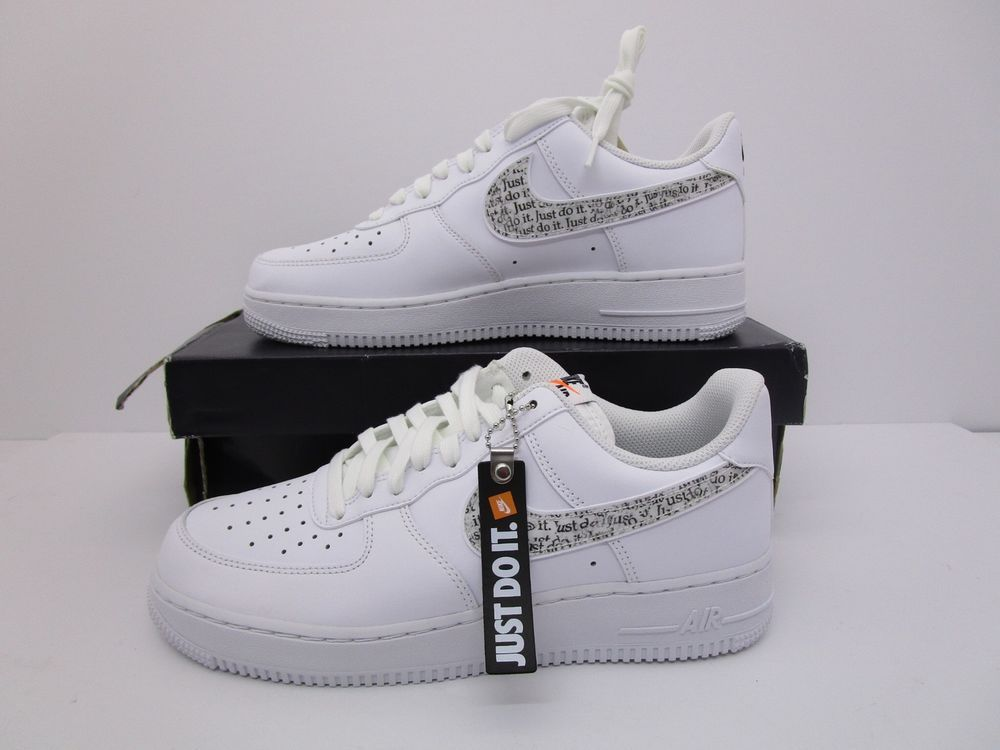 just do it air force 1 #fashion #clothing #shoes