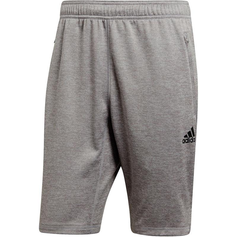 adidas Tango Sweat Shorts Heathered Gray   Products