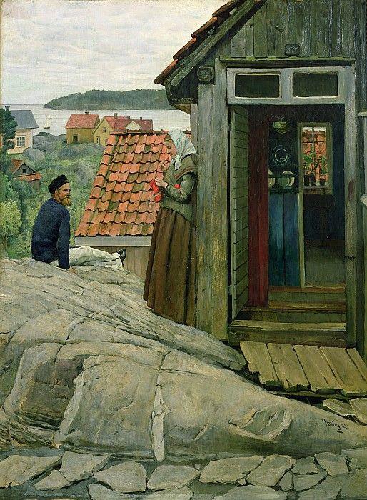 Page Not Found Art Scandinavian Art Landscape Paintings