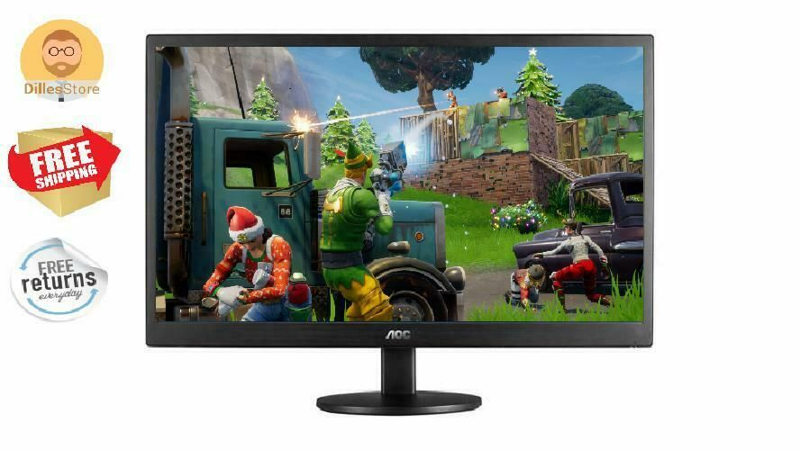 Fortnite Gaming Monitor Screen 21 5 Hdmi Vga Hd 1920x1080 Resolution Silver Fortnite Fortnitebattleroyale Live Hdmi Asus Vga
