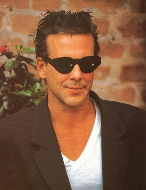 Mickey Rourke   Young ...