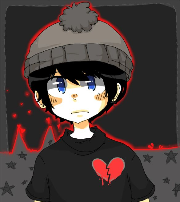 emo stan south park southpark anime pictures kyle
