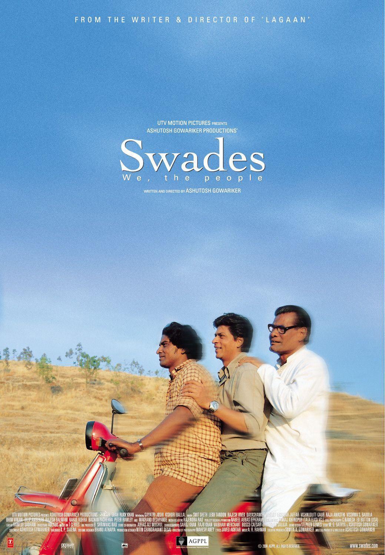 Swades Srk The Humanitarian Best Bollywood Movies Bollywood