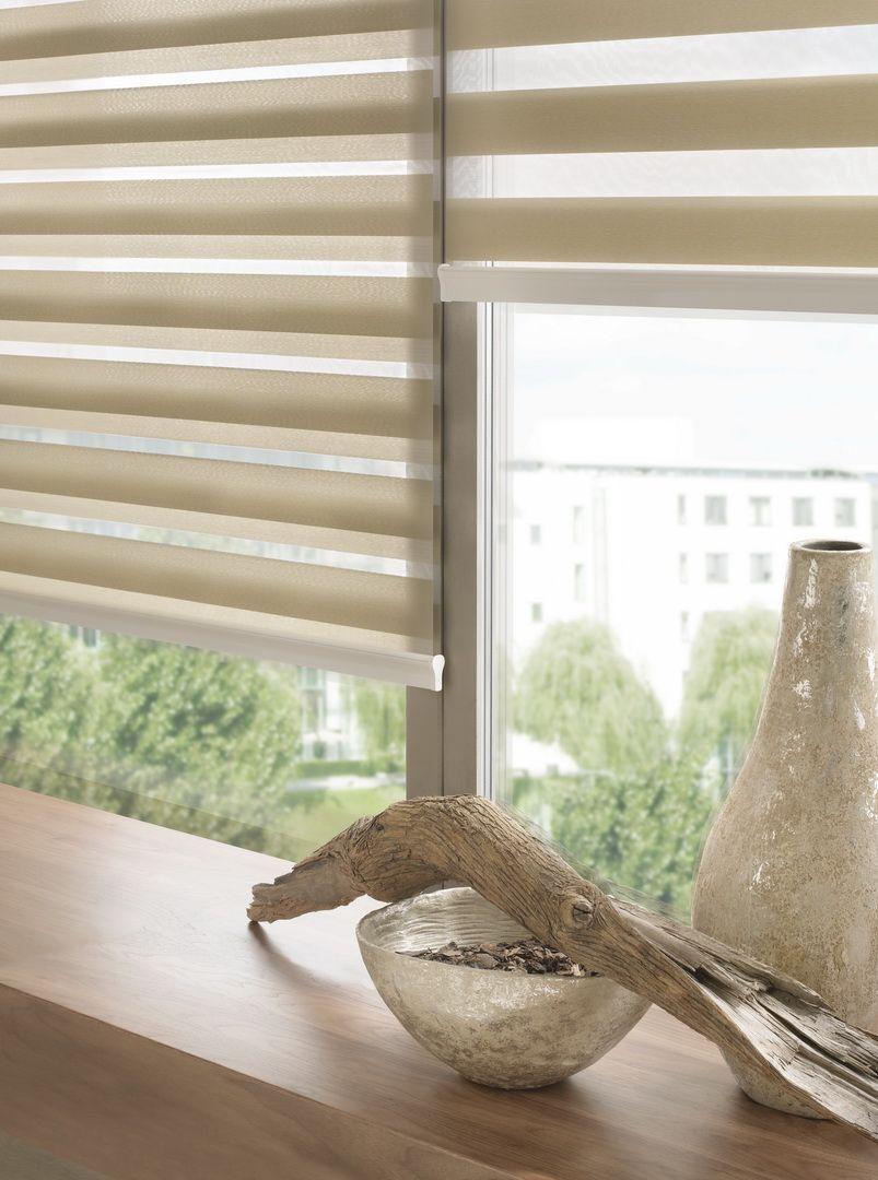 Unland Doppelrollo 473 Aroso Fensterideen Gardinen Und