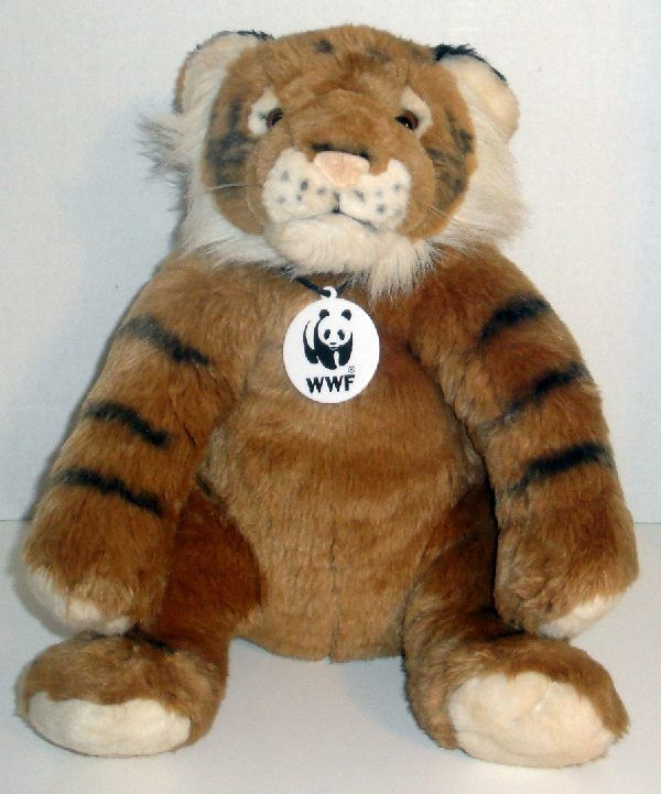 64913c573a8 BUILD A BEAR RETIRED BENGAL TIGER WORLD WILDLIFE 14