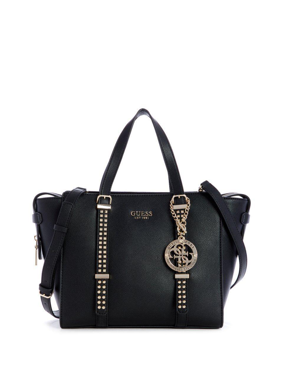 f46b3abe2a Eileen Studded Satchel | Products | Satchel, Bags, Handbag accessories