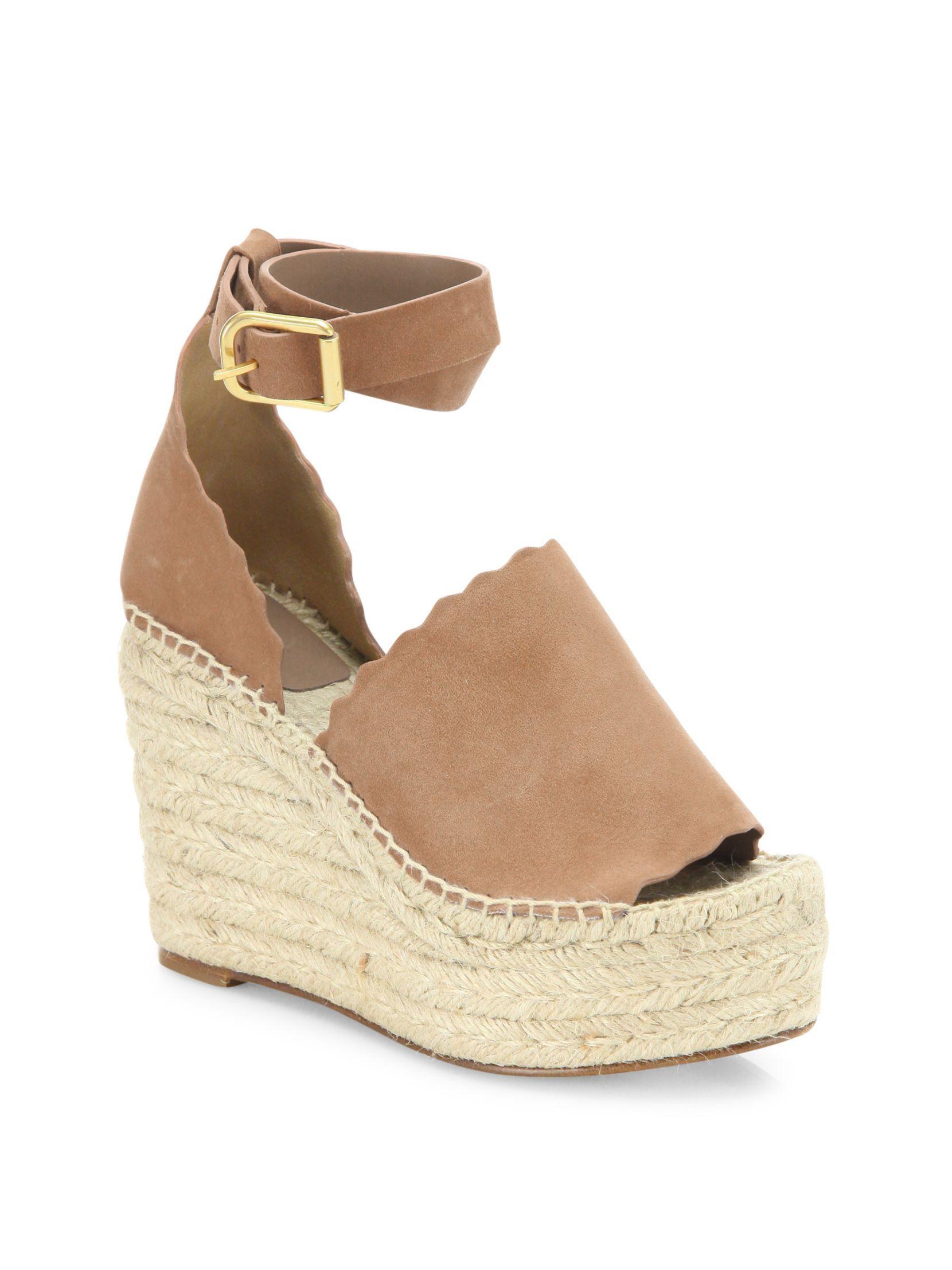 048aa35cc452 Chloe lauren suede ankle strap espadrille wedge sandals shoes jpg 1660x2214 Ankle  tie espadrille wedge sandal