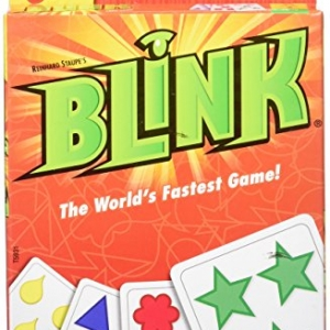 Mattel Games Blink The World S Fastest Game Welcome Blink Card Game Card Games Instant Fun