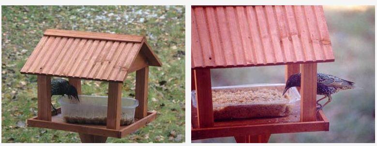 Construire soi-même un abri pour oiseaux ou hérissons u2013 PASSION
