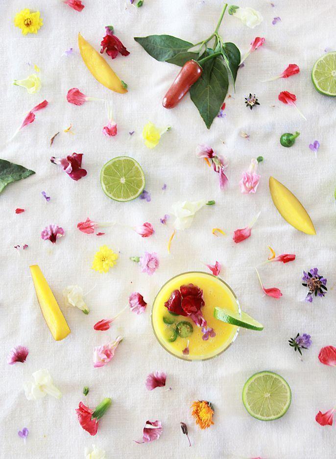 Pineapple Margarita Sparklers. | Recipe | Pineapple