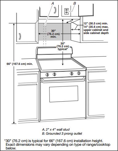 16 installing an otr microwave ideas